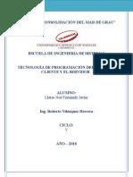 Investigación Formativa - II Unidad -Llatas