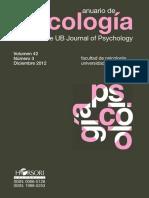 Revisión Teorica de Psicologia Analitica