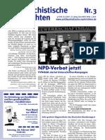 antifaschistische nachrichten 2007 #03