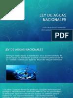 LEY DE AGUAS NACIONALES.ppt