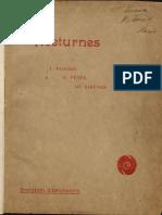 Debussy - Nuage