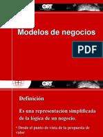 Modelos de Negocios . Diapositivas