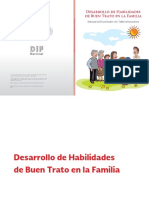 Manual de los buenos tratos (Facilitador)