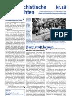 antifaschistische nachrichten 2007 #18