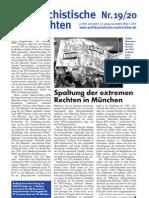antifaschistische nachrichten 2007 #20