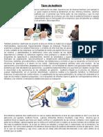 Tipos de Auditoría (2)