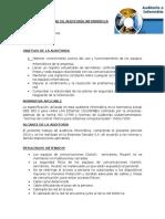 Modelo de Informe de Auditoría Informática (1)