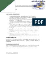 Modelo de Informe de Auditoría Informática(2)