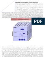Resumen ( Estandares y Métodologias de Internacionales)