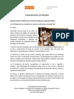 30-05-16 Aprueba Cabildo Conformación de Comité Ciudadano de Seguridad Pública. C-38316