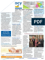 Pharmacy Daily for Tue 31 May 2016 - Groupon Nurofen complaint, Arthritis to cost $7.6 billion, Politicians visit Phebra plant, Guild Update and much more
