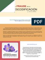 El Fraude de La Biodescodificacion (y de La Bne)