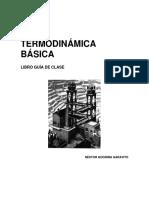 Termodinamica Basica Libro Guia de Clase