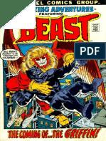 Amazing Adventures 15 the Beast