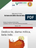 As Faces de Lilith e Eva Em Inês de Castro