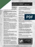 Warhammer 40k - FAQ - Cacciatori Di Streghe