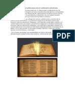 Historia de La Literatura en El Continente Americano