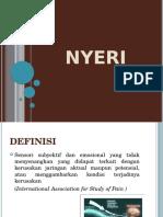 Manajemen Nyeri Presentation Slide