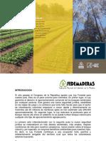 FEDEMADERAS La Reforestacion en Colombia Vision de Futuro