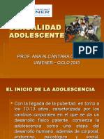 5deg Clase Genero - Sexualidad Adolescente 2015