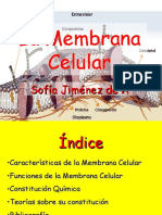 Membranaa Celular Jimenez