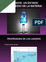 Propiedades Sólidos, Líquidos y Gases