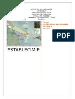 Establecimeinto de Una Red Geodesica en El Municipio Almirante Padilla