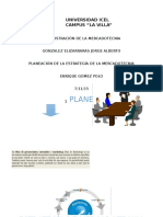 Planeacion Del Marketing