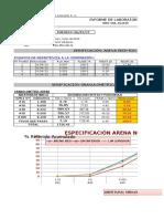 Arena Rio Mariposas test