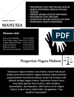 Ppt Negara Hukum Dan HAM