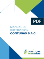 Manual Supervision Contugas