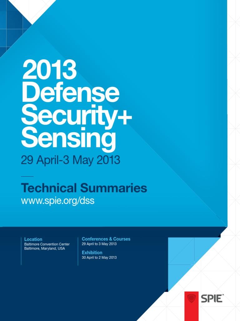 2013 Defense Security Sensing Technical Summaries Arcam Alpha 9 Circuit Diagram