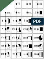 Domino Decimales y Representaciones