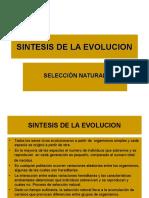 EVOLUCION.