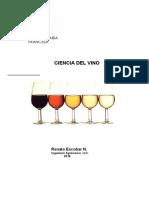 Ciencia Del Vino. Apuntes 1.