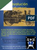 Factores de Cambio; Sociales. Economicos y Tecnologicos en La Rev. Industrial