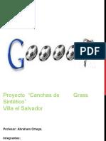 cancha de grass sintetico