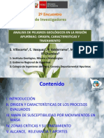 apurimac geohidrologia