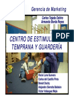 Centro de estimulación temprana
