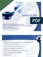 Chest X Ray- KABERA Rene