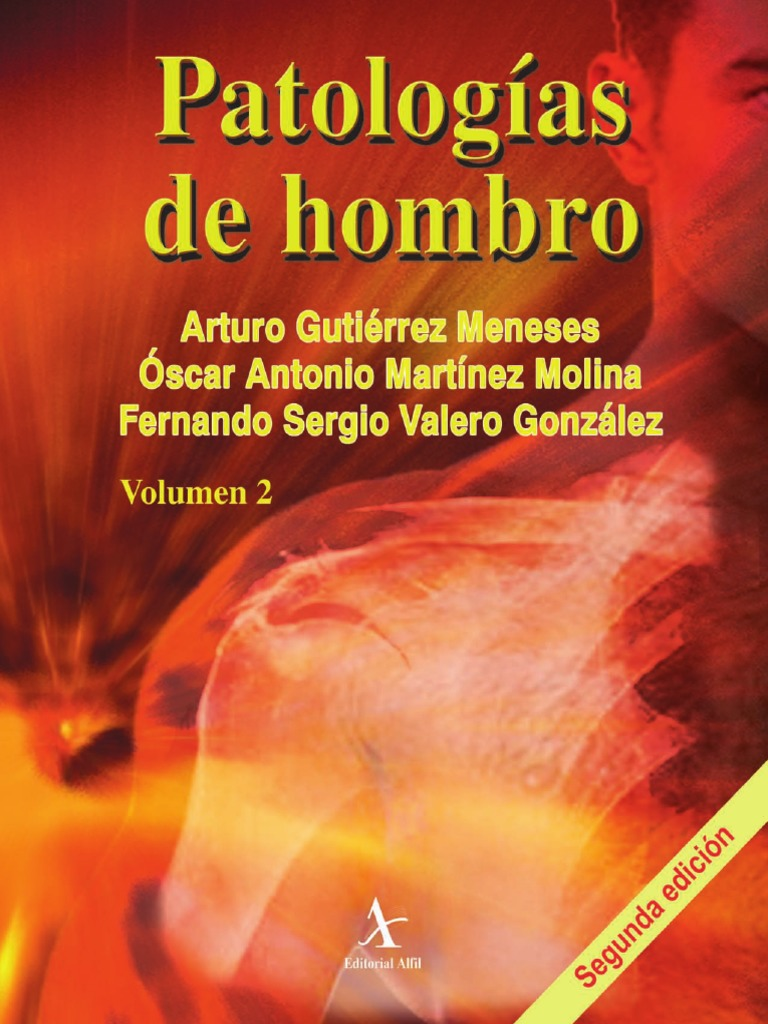Patologias de Hombro Volumen 2
