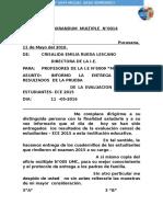 Memorandum n11