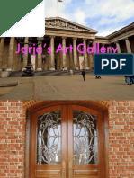 art gallery pdf