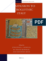 A Companion to Ostrogothic Italy