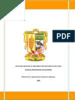 Manual de Funciones de La Municipalidad de El Progreso 25-2-08