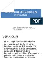 Itu  en pediatria