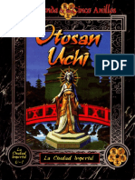 [Serie O-1] Otosan Uchi, leyenda de los 5 anillos
