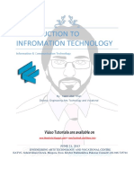 Information and Communication Technology by khan