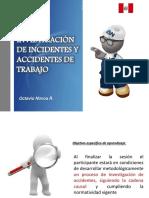 Investigacion de Incidentes y Accidentes 2016