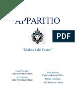 Apparitio Business Plan